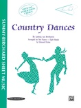 Country Dances - Piano Quartet (2 Pianos, 8 Hands) - Piano