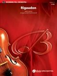 Rigaudon - Full Orchestra