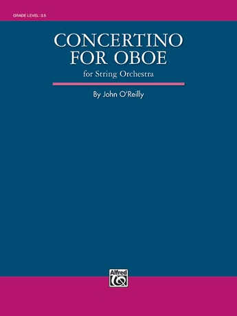 Concertino for Oboe - String Orchestra