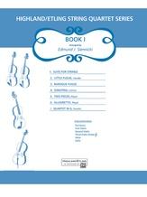 Highland/Etling String Quartet Series: Set 1 - String Quartet