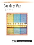Sunlight on Water - Piano Trio (1 Piano, 6 Hands) - Piano