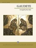Gaudete - Concert Band