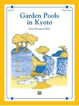 Garden Pools in Kyoto - Piano