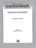 Russian Rhapsody - Piano Duo (2 Pianos, 4 Hands) - Piano Duets & Four Hands