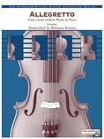 Allegretto - String Orchestra