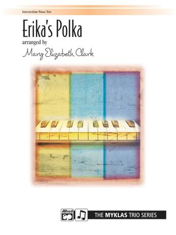 Erika's Polka - Piano Trio (1 Piano, 6 Hands) - Piano