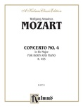 Mozart: Concerto No. 4 in E flat Major, K. 495 - Brass