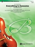 Everything Is Awesome (from The LEGO Movie) - String Orchestra