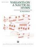 Variations on a Nautical Hymn - Concert Band