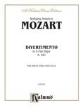 Mozart: Divertimento in E flat Major, K. 563 - String Ensemble