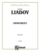 Liadov: Arabesques - Piano