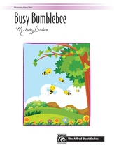 Busy Bumblebee - Piano
