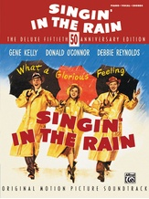 """Temptation (from """"Singin' in the Rain"""") - Piano/Vocal/Chords"""