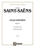 Saint-Saëns: Cello Concerto, Op. 33 (Transcribed) - String Instruments