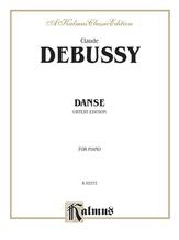 Debussy: Danse - Piano