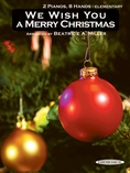 We Wish You a Merry Christmas - Piano Quartet (2 Pianos, 8 Hands) - Piano