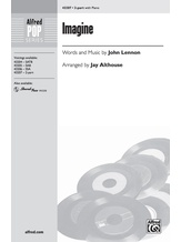 Imagine - Choral