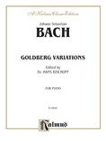 Bach: Goldberg Variations - Piano