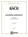 Bach: Goldberg Variations - Piano