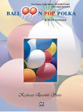 Balloon Pop Polka - Piano Quartet (2 Pianos, 8 Hands) - Piano