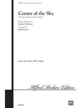 Corner of the Sky - Choral