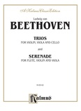 Beethoven: String Trio Compilations - String Ensemble