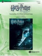 Harry Potter and the Half-Blood Prince, Selections from: E-flat Alto Saxophone -