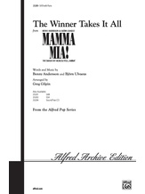 The Winner Takes It All (from <I>Mamma Mia!</I>) - Choral