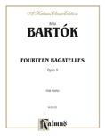Bartók: 14 Bagatelles, Op. 6 - Piano