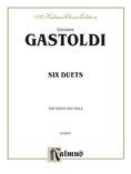 Gastoldi: Six Duets - String Ensemble