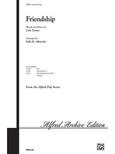 Friendship - Choral
