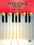 Five-Star Solos, Book 6: 6 Colorful Piano Solos - Piano