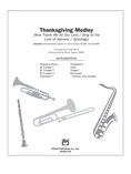 Thanksgiving Medley - Choral Pax