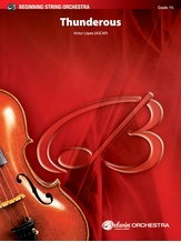 Thunderous - String Orchestra