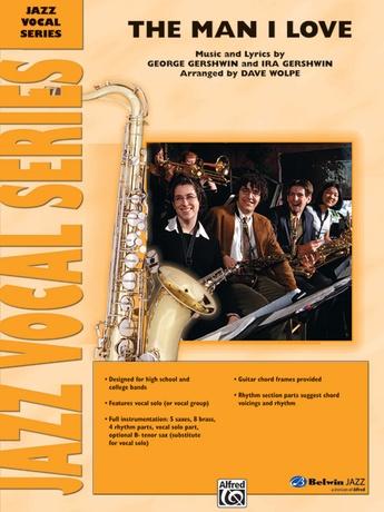The Man I Love - Jazz Ensemble