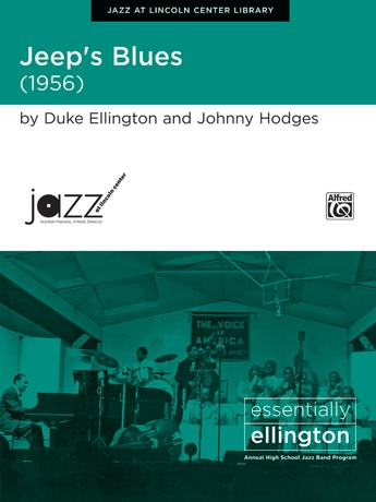 Jeep's Blues: E-flat Alto Saxophone: Duke Ellington | Jazz Ensemble