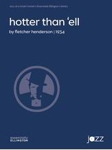 Hotter Than 'ell: 1st B-flat Clarinet -