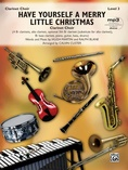 Have Yourself a Merry Little Christmas - Clarinet