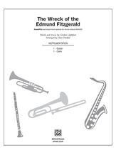 The Wreck of the Edmund Fitzgerald - Choir Accompaniment
