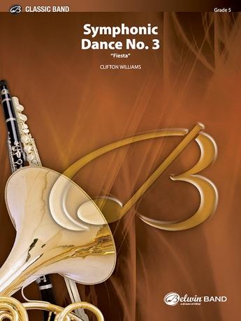 "Symphonic Dance No. 3 (""Fiesta"") - Concert Band"
