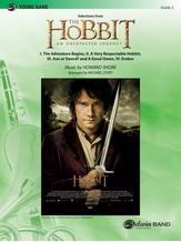 The Hobbit: An Unexpected Journey, Selections from - Concert Band