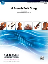 A French Folk Song - String Orchestra