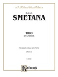 Smetana: Trio in G Minor, Op. 15 - String Ensemble