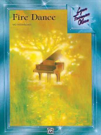 Fire Dance - Piano