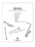 Sing Gloria! (A Song for Christmas) - Choral Pax