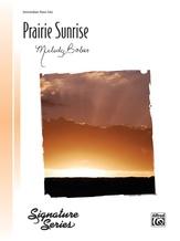 Prairie Sunrise - Piano Solo - Piano