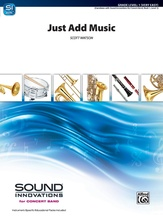 Just Add Music - Concert Band