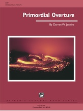Primordial Overture - Concert Band
