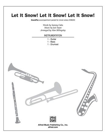 Let It Snow! Let It Snow! Let It Snow! - Choral Pax