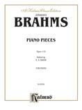 Brahms: Intermezzi, Rhapsody, Op. 119 - Piano